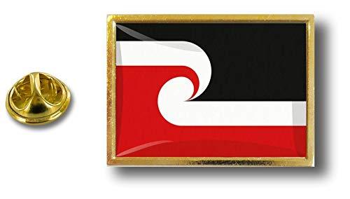 alfileres de Perno Akacha bandera con de de la los del metal la insignia de alfiler maor f44gdwz