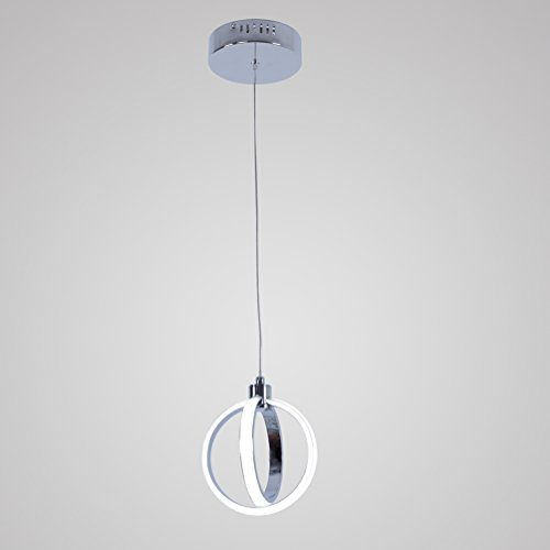 Height Of Pendant Lights Over Vanity