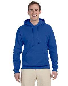 Jerzees 8 oz. NuBlend 50/50 Pullover Hood, Royal - X-Large