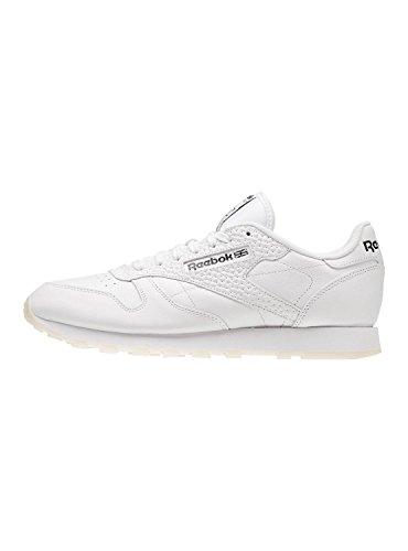 Reebok Herren Classic Leather ID White