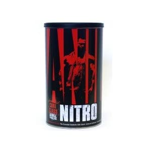 Universal Nutrition Animal Nitro, 44 packs (Pack of 2)