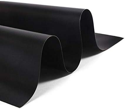 Tapis de barbecue haute température noir en téflon pour barbecue pour four à micro-ondes