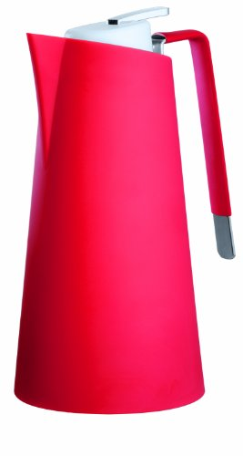 Primula Glass Top (Primula Kata Soft Touch Thermal Carafe, 52-Ounce/1.5-Liter, Cherry)