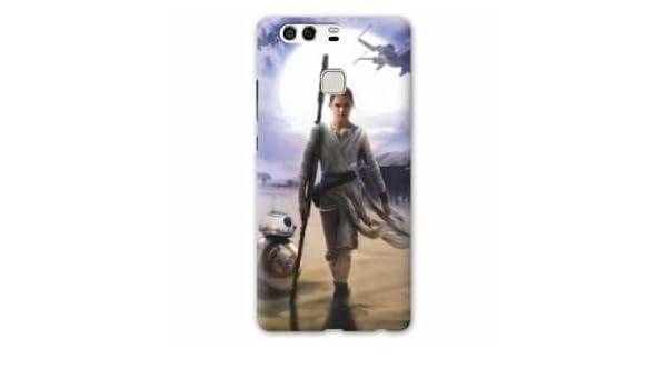 Case Carcasa Huawei P9 Lite Star Wars - - Rey N ...