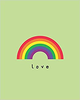 Love Lgbtq Gay Pride Lined Notebook With Rainbow On Light Green Background Lincoln Press 9781072689249 Amazon Com Books Macro wonderful germinated pea hd green wallpaper. love lgbtq gay pride lined notebook