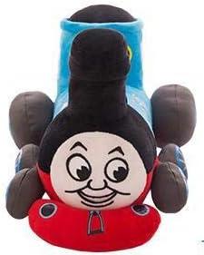 Miwaimao Tren de Juguete de Dibujos Animados muñeca,Thomas,30 centimetros