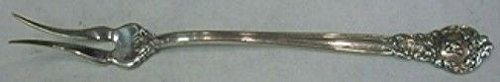 Two Tine Butter Pick - Royal Oak by Gorham Sterling Silver Butter Pick 2-Tine 5 5/8