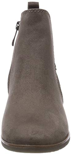 25357 Para Marco Chelsea Comb Mujer 21 Tozzi Botas 301 Marrón pepper px56wPq5X