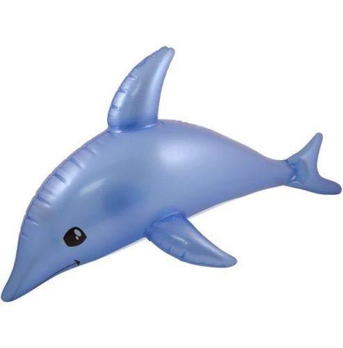 Henbrandt - Delfín Hinchable (53 cm, 2 Unidades)