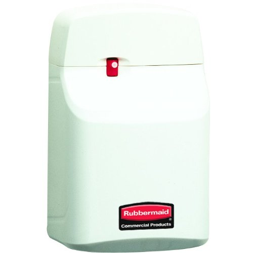 Rubbermaid 5137 Off White Economy SeBreeze 9000 Metered Aerosol Dispenser (Metal Rubbermaid Cabinet)