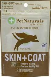 Pet Skin Naturals & Support Manteau pour chats (30 count)