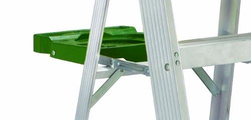 Louisville Ladder AS4003 225-Pound Duty Rating Aluminum Stepladder, 3-Foot