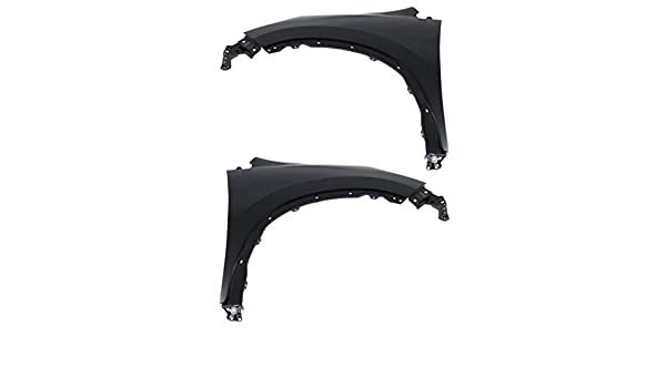 Partomotive For 12-15 CR-V Front Splash Shield Inner Fender Liner Panel Right Passenger Side