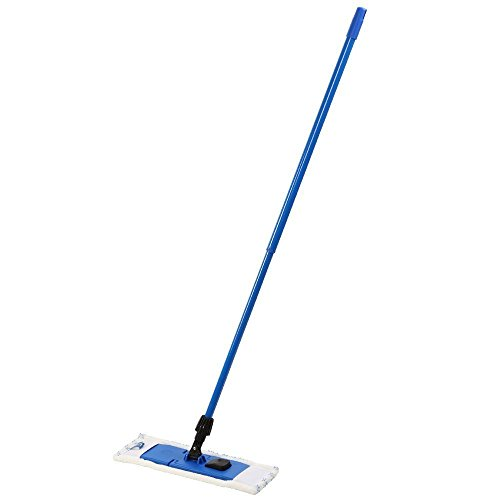 Cleankly 360 Degree Professional Microfiber Flat Mop 18