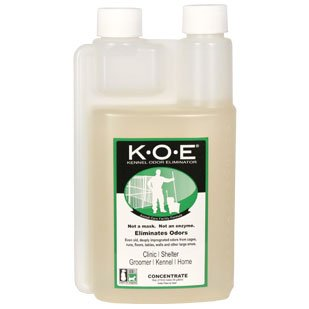 Thornell KOE-P K.O.E Kennel Odor Eliminator Concentrate