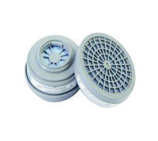 Survivair+ Organic Vapor/Acid Gas Cartridge For T Series Air Purifying Respirator Apr Per Bx T100300