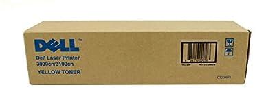 Dell P6731 Yellow Toner Cartridge 3000cn/3100cn Laser Printers
