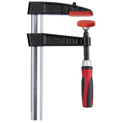 Bessey TG4.008+2K 0-8 Light Duty TGK Malleable Cast Bar Clamp with 2K Handle by Bessey