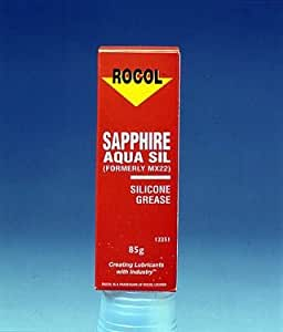 Rocol S12251 (mx22) de silicona. Grasa 85gm tubo