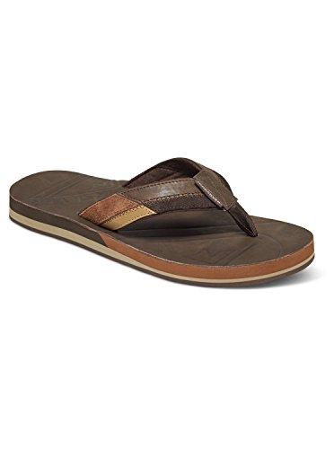 Quiksilver Brown Sandals - 7