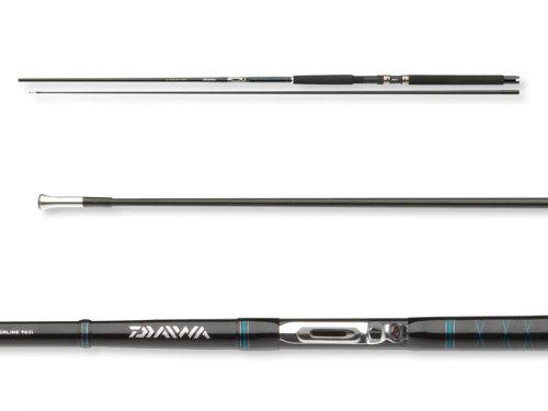 Daiwa Exceler Downrigger Interline 2parts, 8.00ft 12-20lb - Interline Downrigger rod