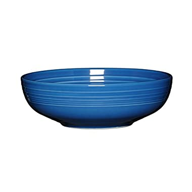 Fiesta 38 oz Bistro Serving Bowl, Medium, Lapis