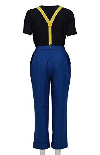 Very Last Shop Classic Sci-Fi TV Series 13th Doctor Costume Women Beige Trench Coat Overcoat (Beige Full Set, US Women-XXL) by Very Last Shop (Image #6)