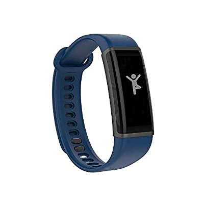 Fashion Smart Bracelet Men and Women Models 0 87 Inch OLED Screen IP68 Life Waterproof Heart Rate Monitoring Smart Wristband Motion Tracker Estimated Price £88.62 -