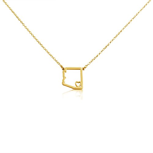 14k-gold-plated-over-925-sterling-silver-small-arizona-home-is-where-the-heart-is-home-state-necklac