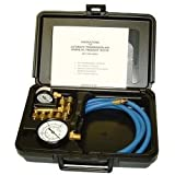 SG Tool Aid (SGT34580) Automatic Transmission And Engine Oil Pressure Tester With Two Gauges In Molded Plastic Storage Case