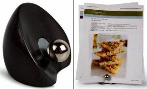 Architec Recipe Rock, Flat Black (Recipe Holder Stand compare prices)
