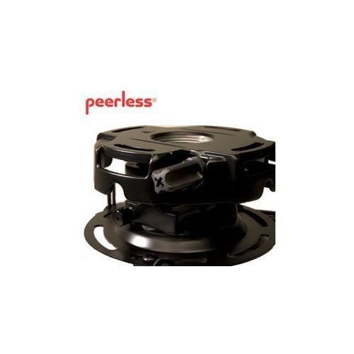 PEERLESS universal precision gear projector mount (black)