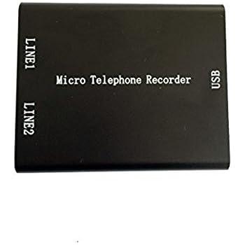 Amazon.com: RecorderGear TR500 Landline Phone Call