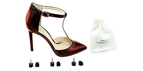 scarlet-heel-tips-3-pairs-10-mm-25mm-metal-pin-replacement-dowel-reduce-noise-increase-life