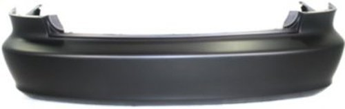 02 Honda Accord Rear Bumper - 2