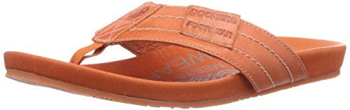 120930 Adulte Dockers Gerli By Orange 930 Mules Mixte orange 36br001 FFtTrq