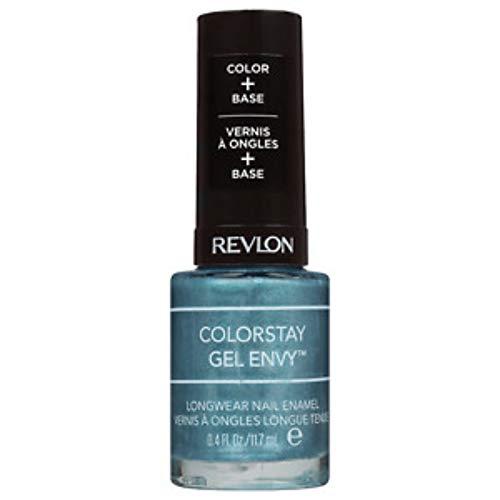 Revlon ColorStay Gel Envy Longwear Nail Enamel, Sky