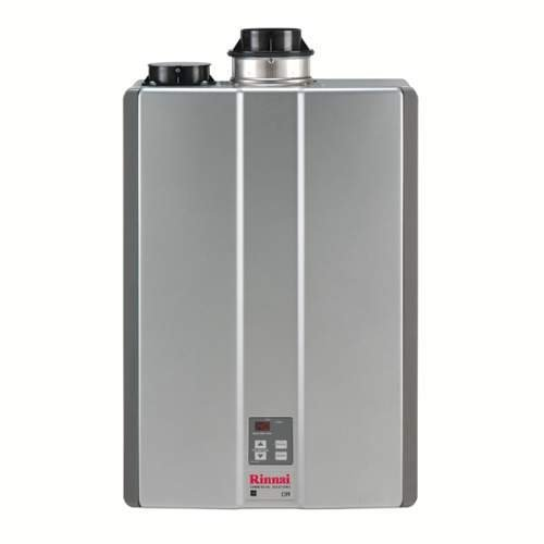 Rinnai C199IP Commercial Condensing Tankless Water (Commercial Tankless Water Heater)
