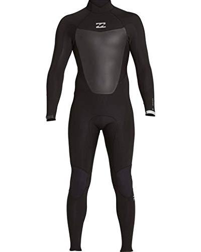 Billabong Mens 3/2 Absolute Comp Back Zip Fullsuit Wetsuits Medium Black