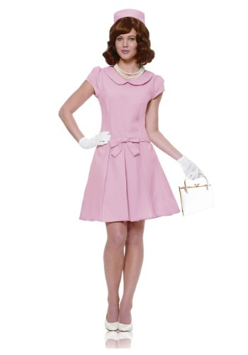 Costumes First Lady (Costume Culture Women's First Lady Costume, Pink,)