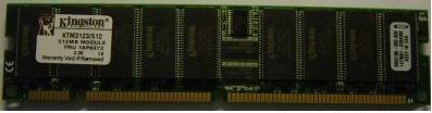 (IBM - Memory - 512 MB - DIMM 168-pin - SDRAM - 100 MHz - 3.3 V - registered - ECC)