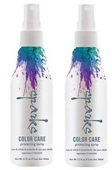 Sparks Color Care Protecting Spray, 3.3 oz. 2 Pack. by SPARKS