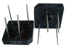 NTE ELECTRONICS - NTE5312 - BRIDGE RECTIFIER, 1PH, 8A, 100V THD