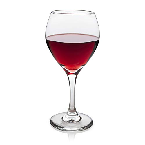 (Libbey Basics Red Wine Glasses, Set of 4)
