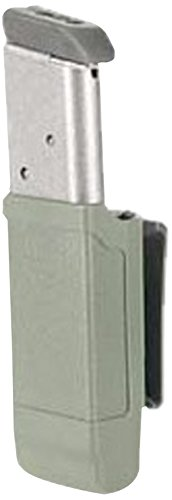 BLACKHAWK! Single Stack Mag Case with Carbon Fiber Finish for 9 mm, 10mm.40 Cal, and .45 Cal