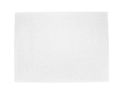 2dayShip Premium Quilon Parchmet Paper Baking Sheets, Pan liner, White, 12 X 16, 200 Count (Liners Parchment Pan)