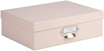 Rössler 1343452580 S.O.H.O. - Caja de cartón con asa: Amazon.es: Oficina y papelería