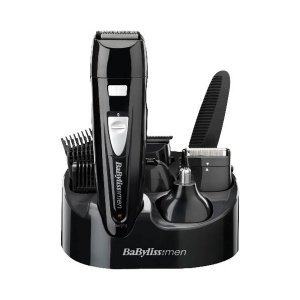 BaByliss Eight-in-One Rechargeable Men's Grooming Kit 3030053270560