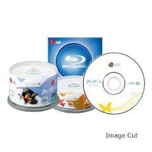 600pcs LG DVD-R 16x 120min 4.7GB Back up Disc