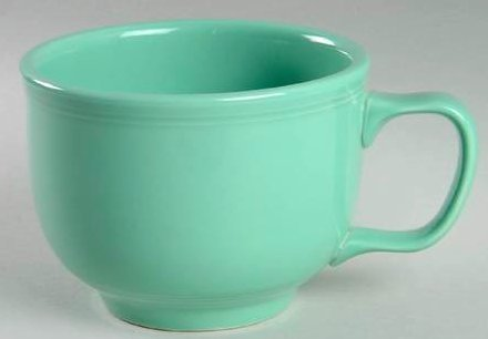 - Fiesta Seamist Jumbo Mug Cup